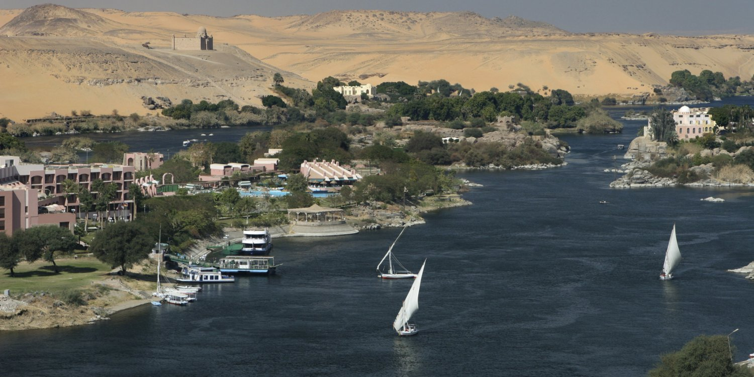 Flights to Aswan