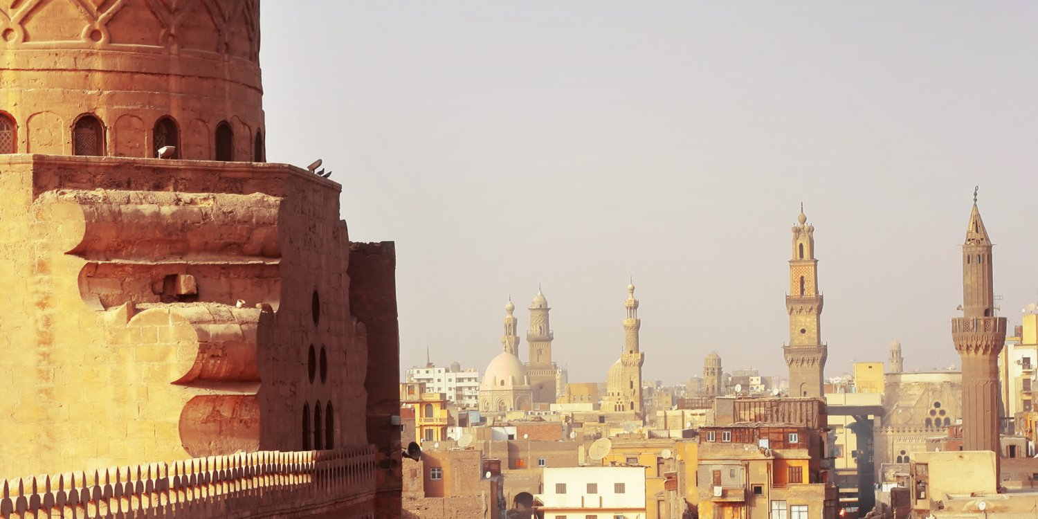 Flights to Cairo
