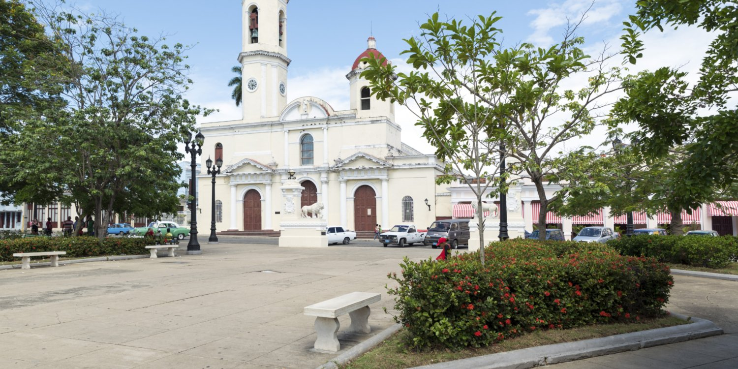 Flights to Cienfuegos