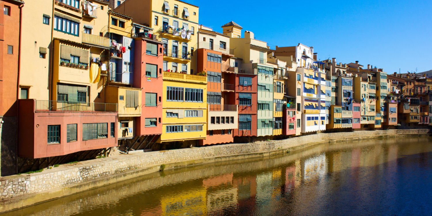 Flights to Girona