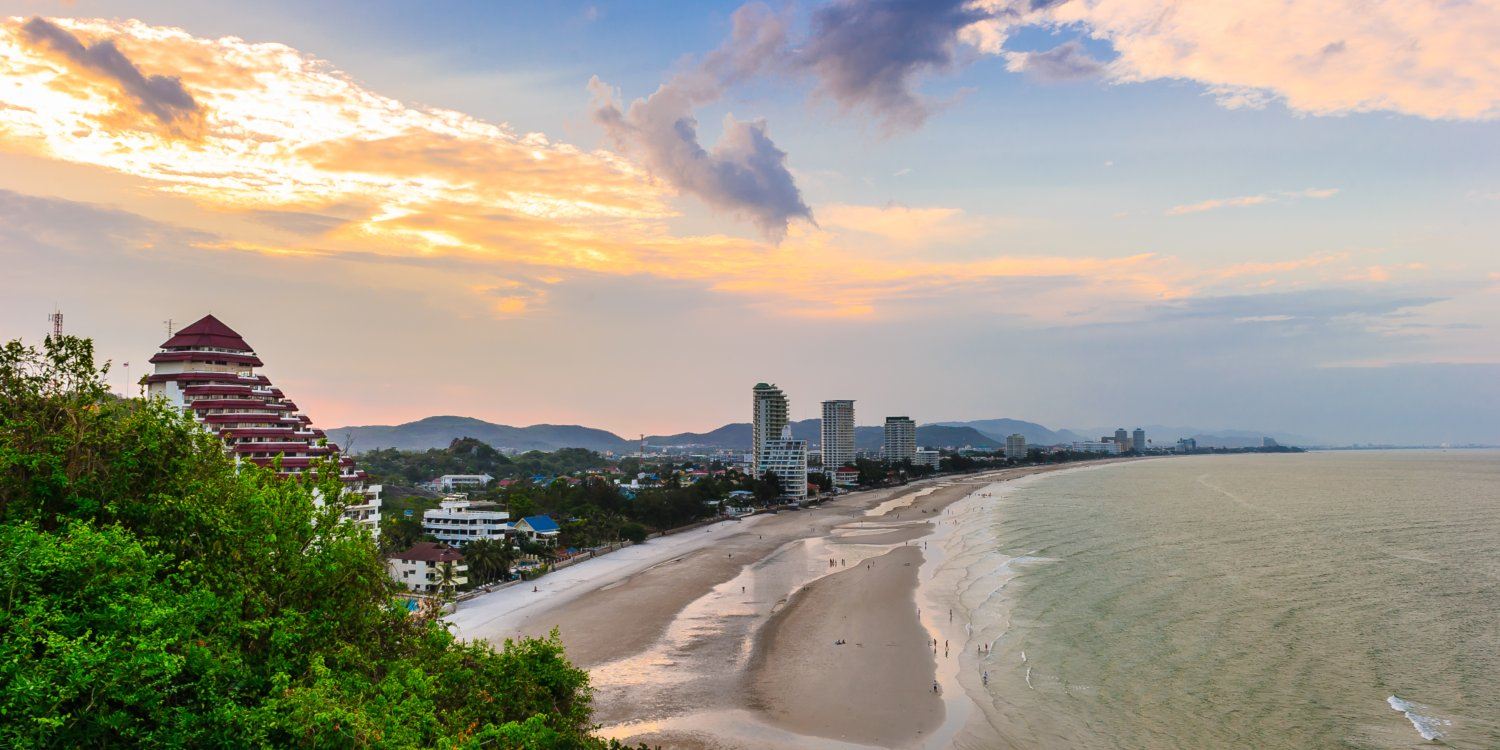 Flights to Hua Hin