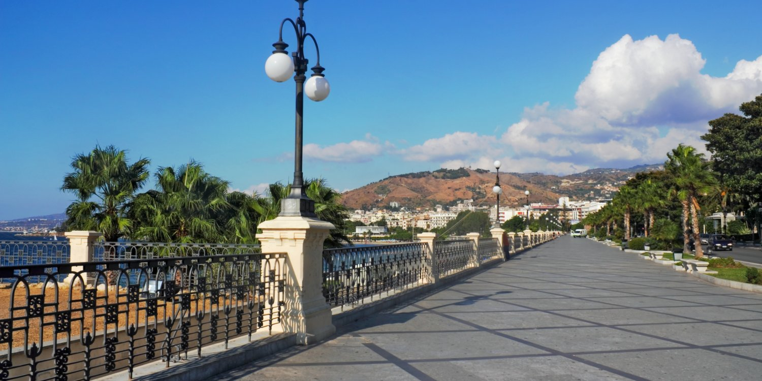 Flights to Reggio Calabria